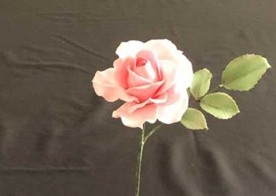Sugar Craft Rose Spray