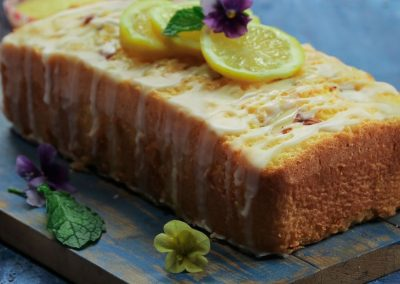 Online Event: Lemon Drizzle with a twist for Kids and Teenagers (3rd July)