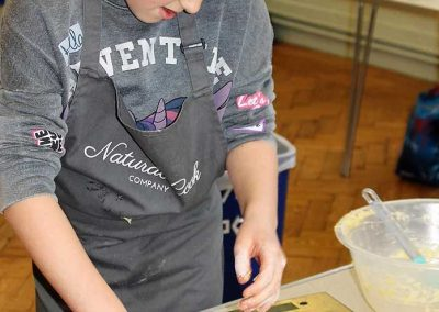 Liss Saturday Cookery Club Summer