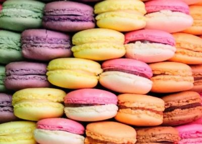 Macarons (Parents & Kids)