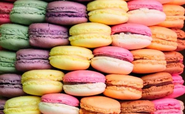 Macarons (Parents & Kids)