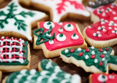 Festive Food Fun for Pre-schoolers
