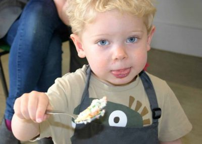 Food Fun for Pre-schoolers