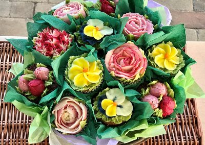 Buttercream Flowers Bouquet Course