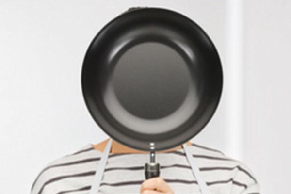 Man and his Pan