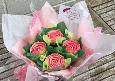 Sugar Craft Rose Bouquet