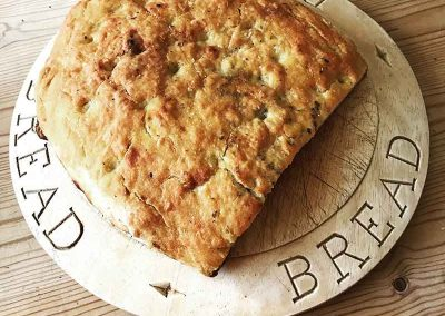 Online Event: No-Yeast Focaccia and Any-Veg-Left Soup (1st May)